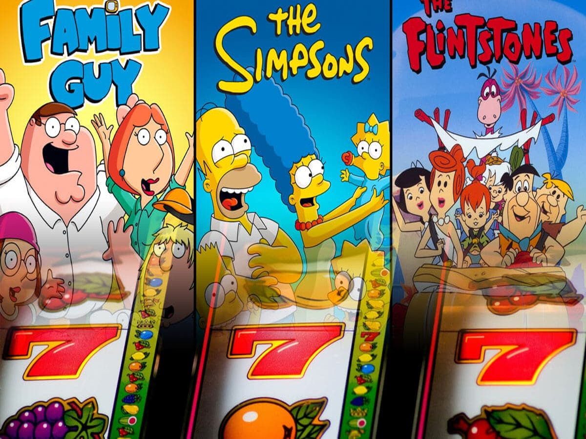 Top 3 Online Slot Based on Popular Cartoons – Online Casino